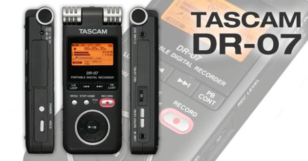 via Tascam.com